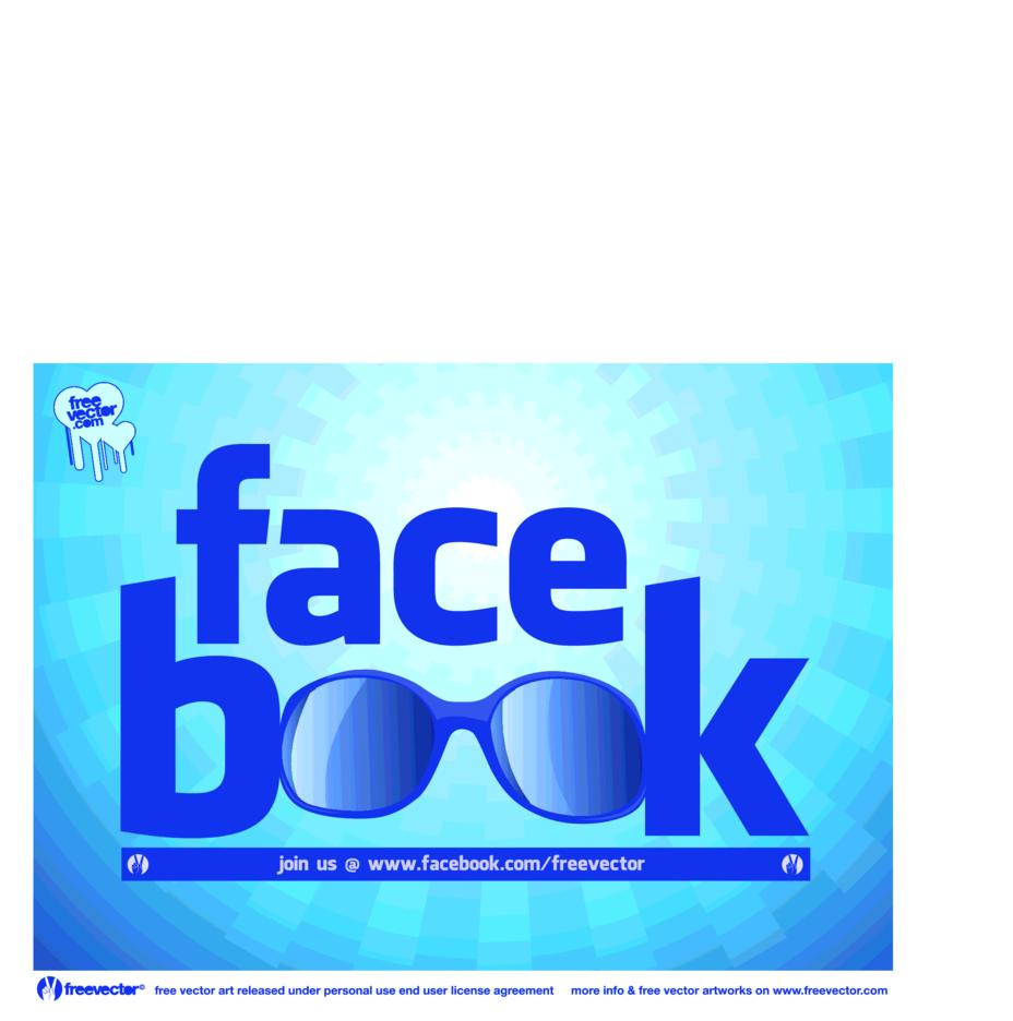 Cool Facebook Logo