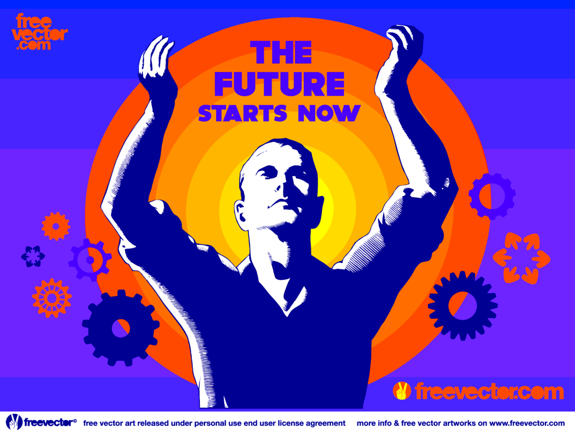 Future Technology Poster