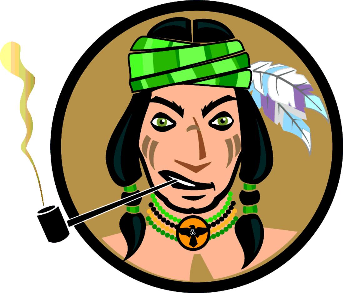 Apache Vector Image