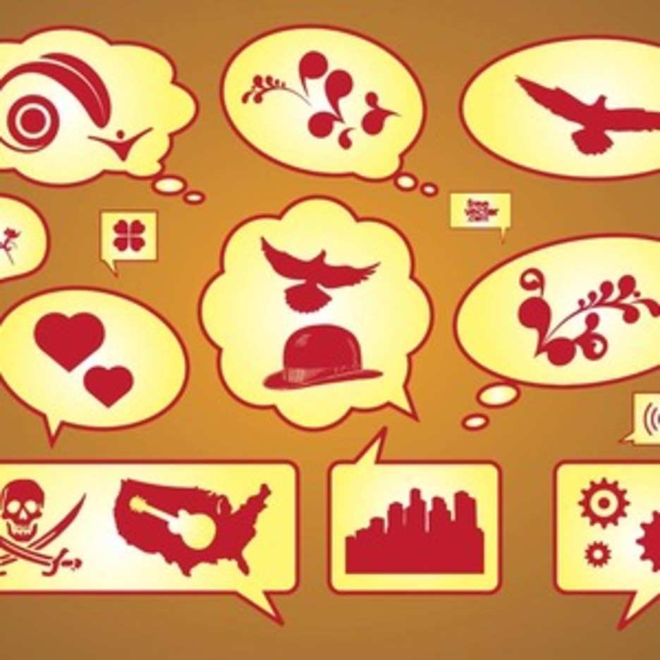 Free Vector Icons Set 2.