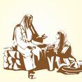 Jesus Meets A Woman