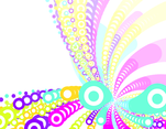 Colorful Abstract Background VP