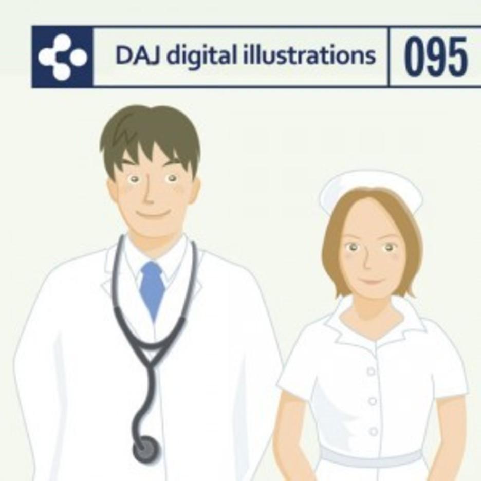 100 Medical Vectors