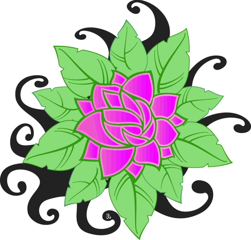 Flower Vector Art VP