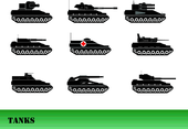 Vector Tanks