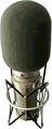 Vintage Retro Vector Microphones