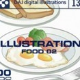 100 EPS Food Vectors