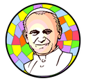 Pope John Paul Vector Tribute