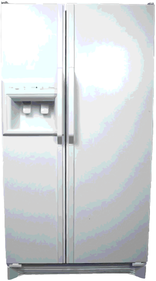 Vector Fridge Illustration
