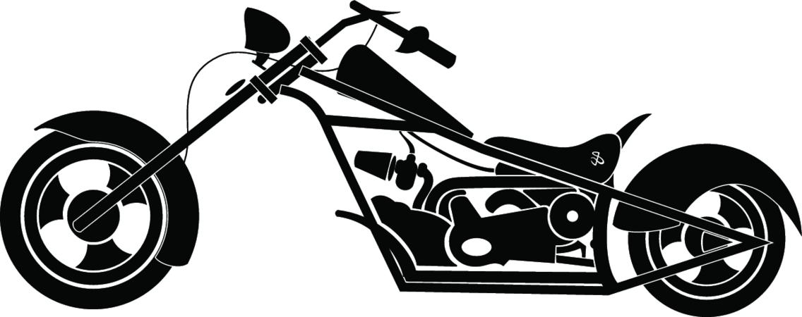 Motorcycle Vector