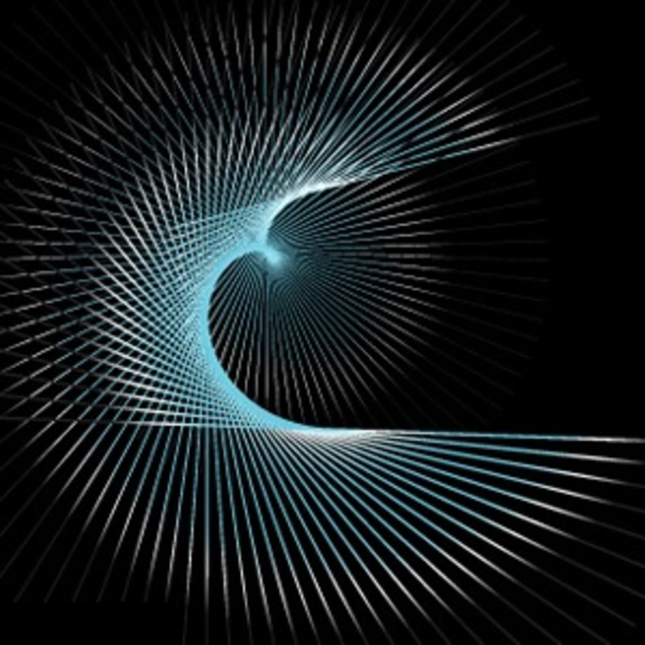 Flowing Curves Vector-2