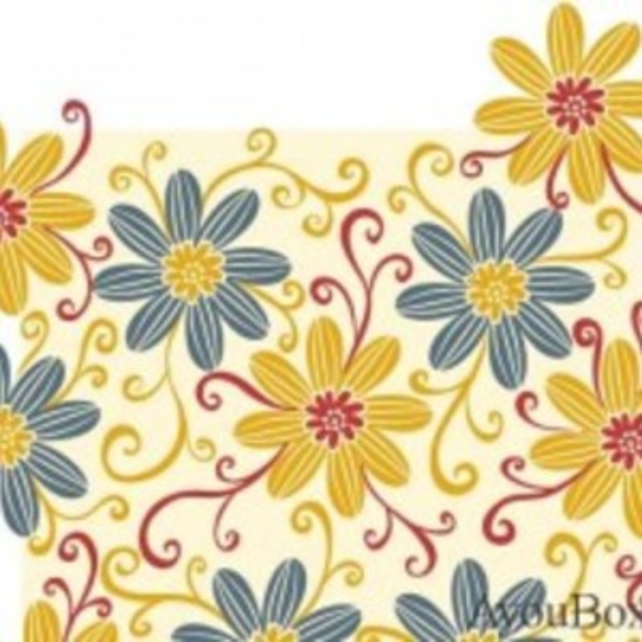 Free Flower Vector Background1