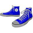 Sneakers Vector Art