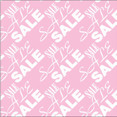 Sale Seamless Pattern