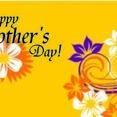 HAPPY MOTHER'S DAY FLOWER VECTOR