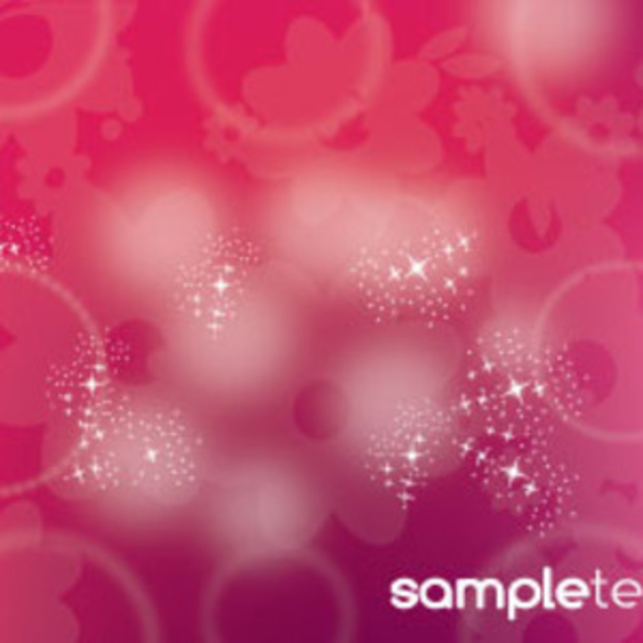 Floral Move Background Free Art Design