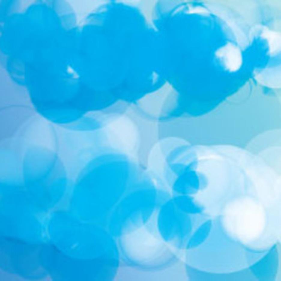 Dream In Blue Sky Free Vector Design
