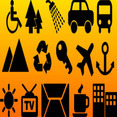 VArious Icons Vectors