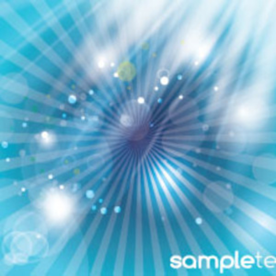 Abstracts Transparent Design In Blue Shining Vector