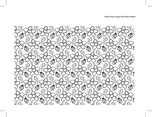 Summer Bugs And Petal Seamless Photoshop And Vector Pattern