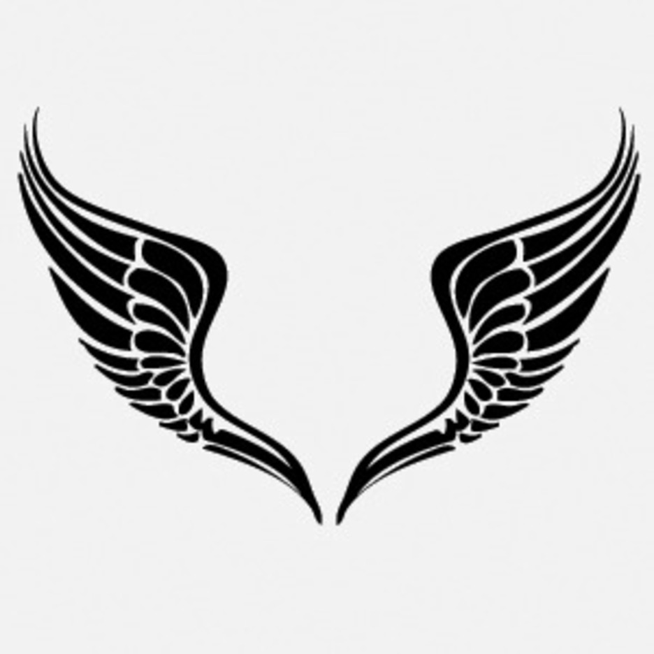 Free Tribal Wing Vector