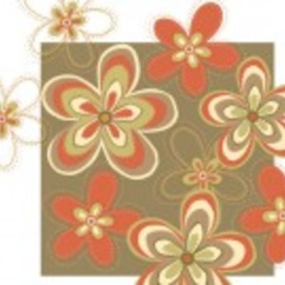 Free Flower Vector Background14d4