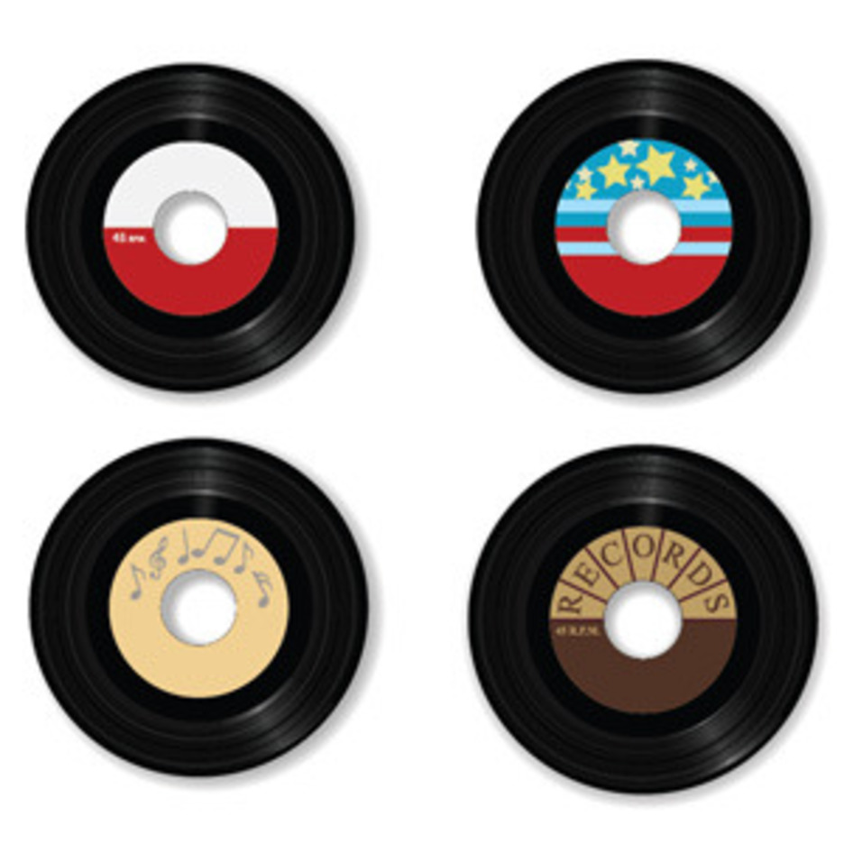 Vector Vinyl Records