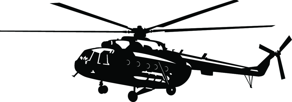 Helicopter Free Vector