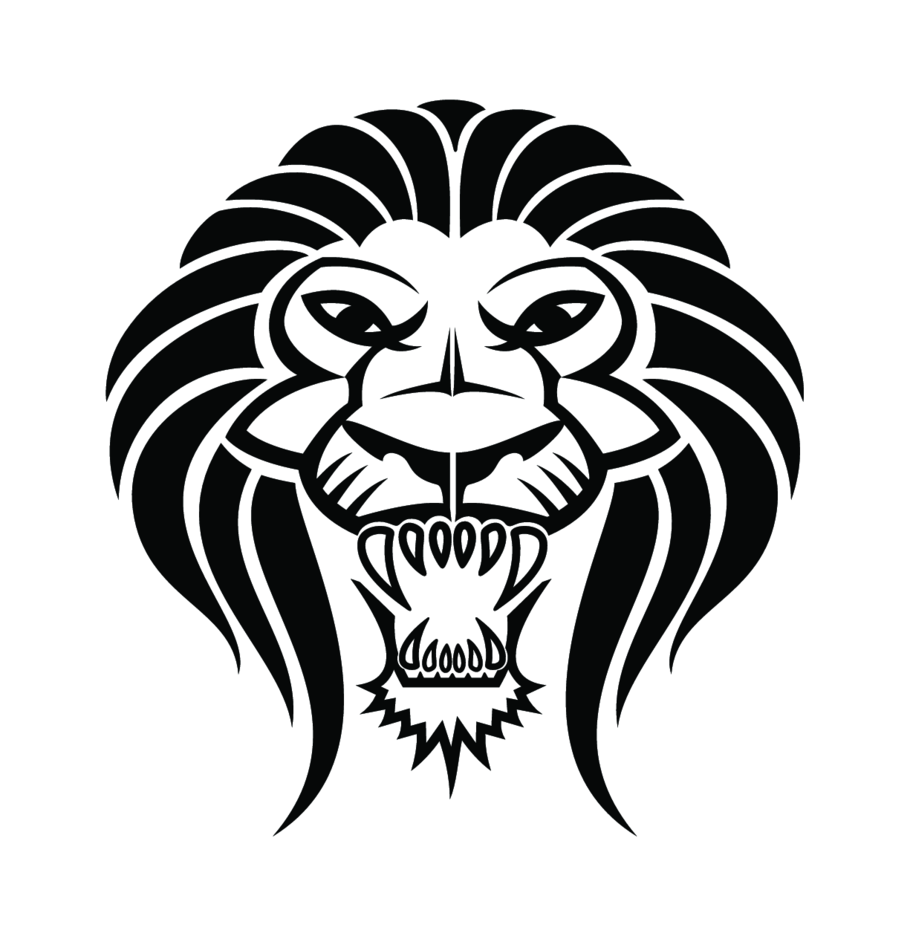 Lion Head Vector VP