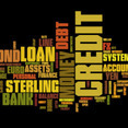 Word Cloud Financial Words