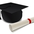 Doctorate Hat With Degree