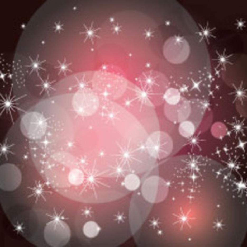 Dark Red Night Free Vector Background