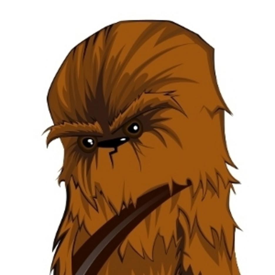 Vector Star Wars Character