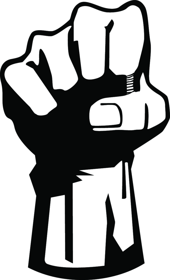 Fist Vector Image 3