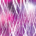 Twenty Lines In Pink Purpled Vector Design