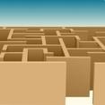 The Tricky Maze