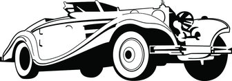 Old-timer Car Vector