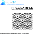 Free Vector Damask Pattern
