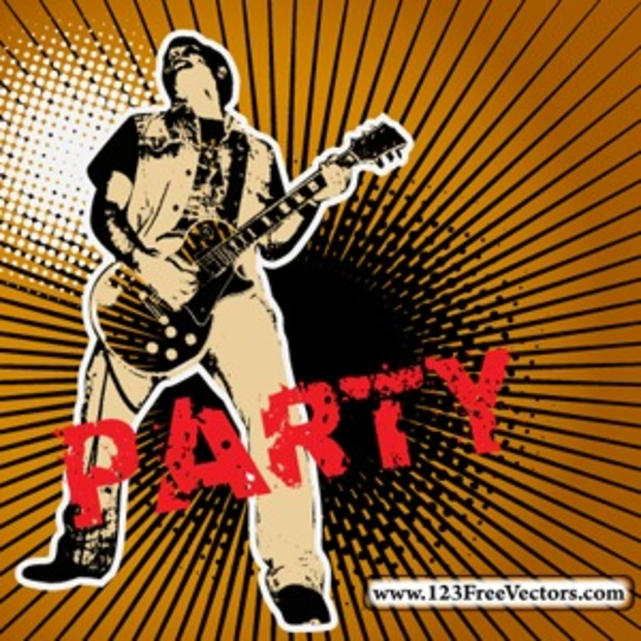 Party Vector Graphics Designs