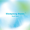 Abstract Company Card Free Vector Graphic