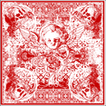 Queen Of Hearts Apparel Design