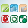 Two By Four Icon Set