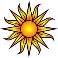 Sun Free Vector 3