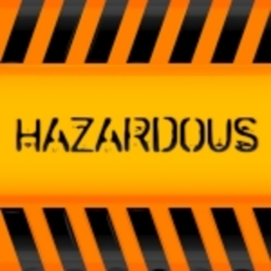 Hazardous Icon