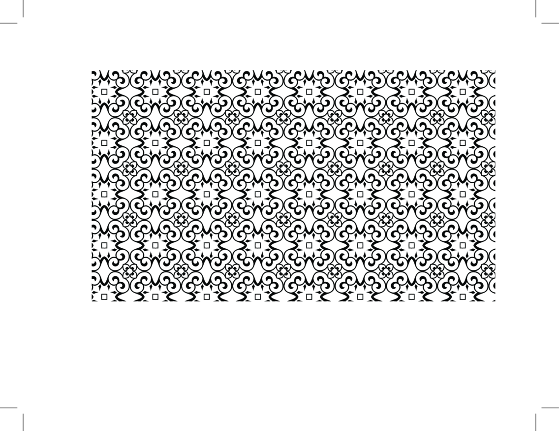 Simple Decorative Photoshop And Illustrator Pattern