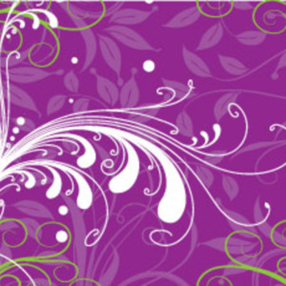 Purple Nature Free Vector Graphic
