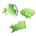 Leafy Dialogue Bubbles