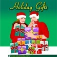 Free Vector Christmas Gifts