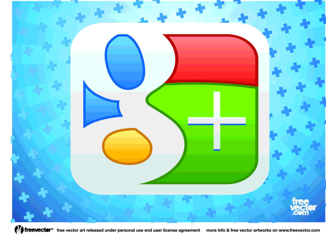 Google Plus Vector Logo