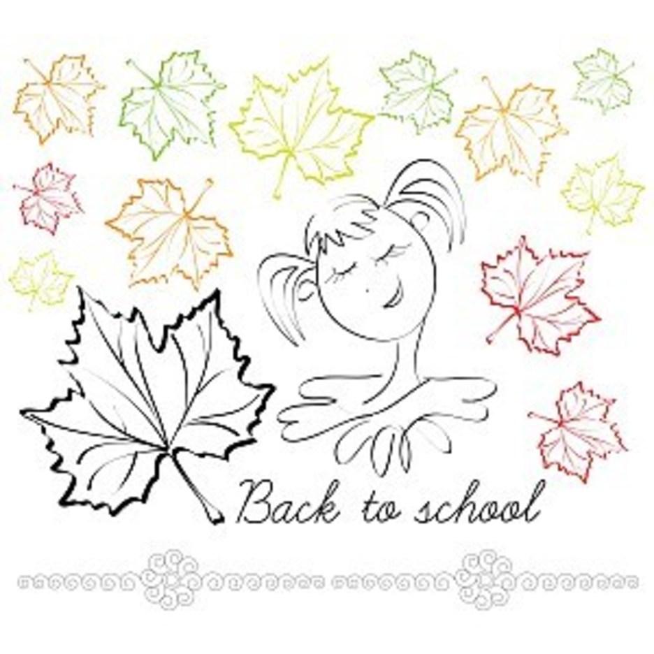 Girls Back To School!